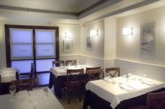 Restaurante La Muralla. Carefully crafted creations. (A mix of the old and new, fusing traditional flavors with more creative twists in the presentation of the dishes served. A cozy and tranquil atmosphere.)  #SanSebastian #Restaurant #Euskadi