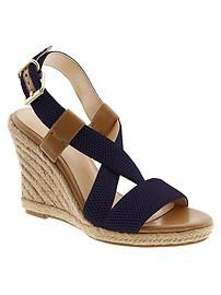 Pipperr Espadrille Wedge