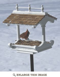 DIY Squirrel House | ... Feeder and House Plans - Homemade Rabbit Cage, Squirrel Feeder