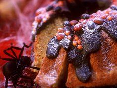 Süßer Kürbiskuchen zu Halloween - Zeit: 25 Min. | eatsmarter.de