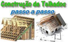 Como Construir um Telhado - passo a passo, Veja em detalhes no site http://www.mpsnet.net/1/423.html
