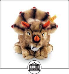 Steiff 066870-Triceratops palmera 30de pie, color marrón  ✿ Regalos para recién nacidos - Bebes ✿ ▬► Ver oferta: http://comprar.io/goto/B01AS3ACHY