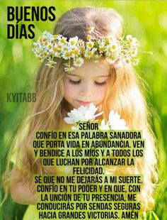 Spanish, Dios, Word Of God, Pretty Quotes, Love Pictures, Good Morning Funny