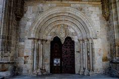 Portada Norte de la Catedral de Santa María de Lugo (Lugo - Spain)