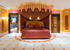 Burj Al Arab, Jumeirah - Royal Suite