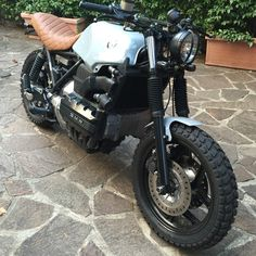 BMW K 100 Scrambler. By FB Racing
