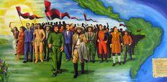 América Latina en la transición hegemónica. Criollos y burgueses surfean sobre el oleaje popular