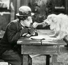 """The Gold Rush"" (1925)."