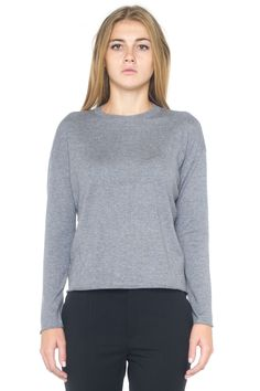 Round-necked pullover - Euro 325 | Red Valentino | Scaglione Shopping Online