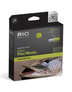 Rio InTouch Pike/Musky Fly Line : Fishwest