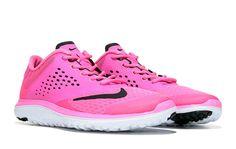 d70a85be131 Nike FS Lite Run 2 Running Shoe Pink Pow Black White Pink Running Shoes