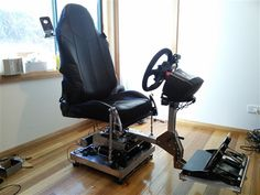 Racing Simulator, Vr Games, Impression 3d, Home Theater, Xbox 360, F1, Circuit, Automobile, Gaming