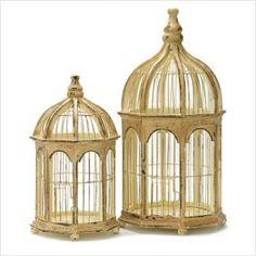 decorative bird cages | Decorative Antique Bird Cages