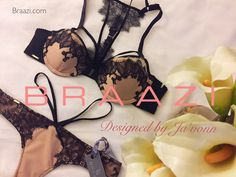 594abcaa05 This nude and black color combo is a customer fav!  lingerie  fashion