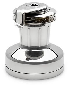 Full Stainless Self-Tailing Winch from Andersen, with a new flush-top look! Available now in all sizes!