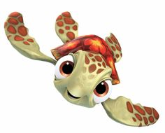 Twitter / DisneyPixar: Take a closer look at Squirt: ...