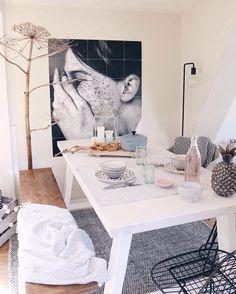 Instagram'da Minimalist Ev Dekorasyonlarından @studiokiknl Kullanıcısının Beyaz ve Doğal Tasarımlı Evi-1