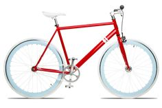 I enjoy using fixed gear bikes on the beach, this site has some bikes in colors I've never seen before. Actually great.