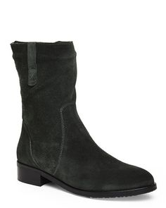Shoe size 4.5 or 5! (The smaller of the two would be better) - BOBO Green Shearling-Lined Boots | Shoes | Century 21 Department Store