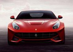 The world's sexiest new car: meet the Ferrari F12 Berlinetta