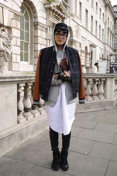 @Tracy Street of London, UK