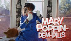 Mary Poppin-Dem-Pills by TODRICK HALL-This is HILLARIOUSSS!!