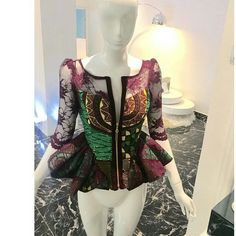 Ankara styles 459578336965838639 - 0000 Why limit your Ankara style to mid or long dresses and simple tops when you can wear the iconic peplum staples! Just in time for the holidays, you can… Source by iamdayob African Print Dresses, African Print Fashion, Africa Fashion, African Fashion Dresses, African Dress, Fashion Prints, African Prints, Ghanaian Fashion, Ankara Fashion