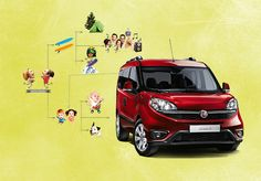 Nowy Fiat Doblo – idealny na każdą drogę życia!