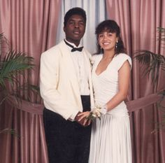We are breaking a self-imposed Blinterest rule to show you this image. Full disclaimer: this picture links to no real substantive article/video/resource. But did you know that Amel Larrieux and Questlove went to prom together??? <3 But maybe we're just a bit late on this one?