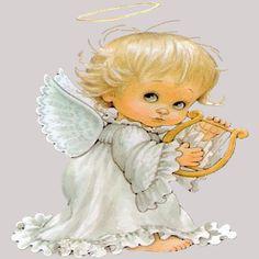 ruth morehead angels | Angelitos y Ángeles de Ruth Morehead para imprimir