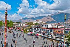 Tibet   Lhasa/ Lasa ལྷ་ས   Tibet Insider