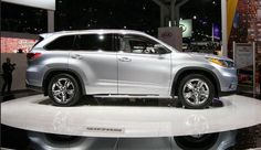 2015 Toyota Highlander Changes - Review Cars