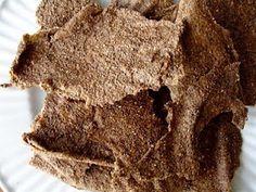 Chia Crackers