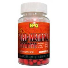 Brand New Energy Tri-Methyl Xtreme (60 Caps)