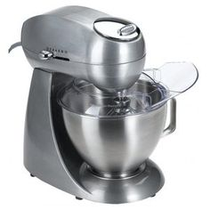 Hamilton Beach 63220 Eclectrics Sterling All-Metal Stand Mixer