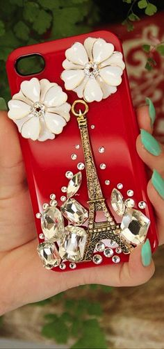 Eiffel Tower iPhone Case. #onlineshopping #iPhone #blisslist Buy it on BlissList: https://itunes.apple.com/us/app/blisslist-easy-shopping-gifting/id667837070