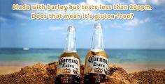 Is Corona Gluten-Free?