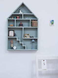 #vakkenkast #poppenhuis Dolls House Shelf #Kids   coxandcox.co.uk
