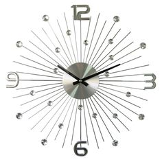 Wall Clock Home Goods: Free Shipping on orders over $45 at Overstock.com - Your Home Goods Store! Get 5% in rewards with Club O!