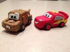 3D fondant Lightening McQueen and Mater duo cake toppers | Other Baby & Children | Gumtree Australia Morphett Vale Area - Aberfoyle Park