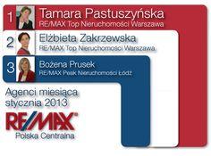 Agenci stycznia 2013 Polska Centralna