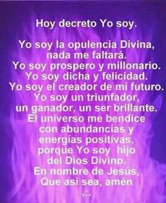 Yo elijo. Yoga Mantras, God Prayer, Law Of Attraction, Self Help, Positive Quotes, Favorite Quotes, Affirmations, Prayers, Life Quotes