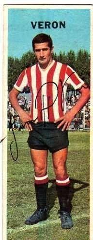 Juan Ramón Verón.Campeón con Estudiantes de La Plata en Torneo Metropolitano 1967,Copa Libertadores de América 1968,Copa Intercontinental 1968,Copa Interamericana 1969,Copa Libertadores de América 1969 y Copa Libertadores de América 1970.