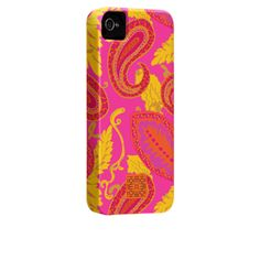 I want the #CaseMate Paisley  by iomoi  for iPhone 4 / 4S Barely There Case from Case-Mate.com