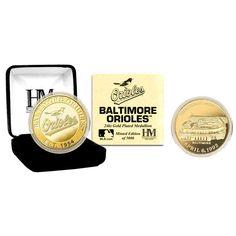 Baltimore Orioles Collectible Gold Coin - $27.99