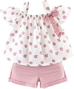 Dresses Kids Girl, Kids Outfits Girls, Cute Outfits For Kids, Toddler Outfits, Girl Outfits, Girls Fashion Clothes, Baby Girl Fashion, Kids Fashion, Kids Clothing
