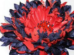 Chrysanthemum dahlia flower Fabric flower chrysanthemum