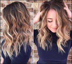 Frisuren 2017 - Die beliebtesten Schnitte und Haarfarben Trends | Einfache Frisuren