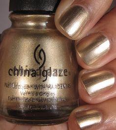 China Glaze 2030 & China Glaze Party Hearty