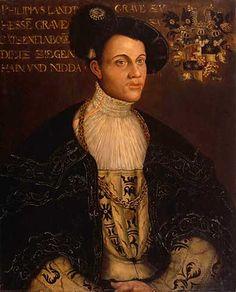 Hans Krell - Philipp d.Großmuetige/H.Krell 1534 -